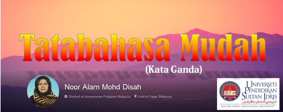 TATABAHASA MUDAH (Kata Ganda)