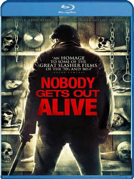 Nobody Gets Out Alive (2013) BluRay 720p 600Mb Mkv