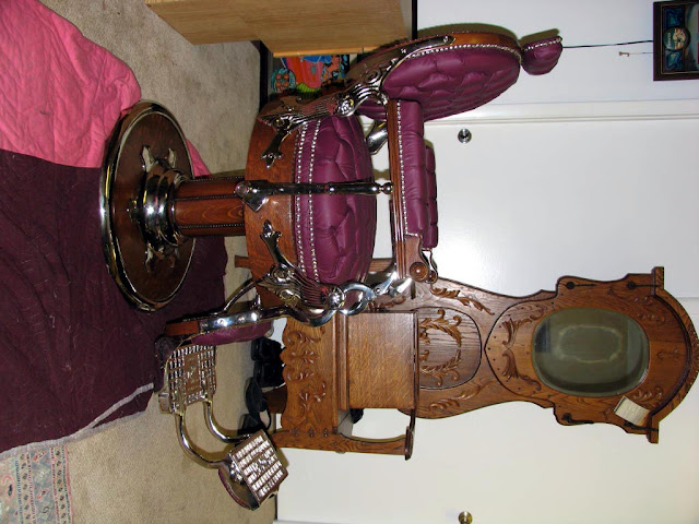 Antique Barber Chair6