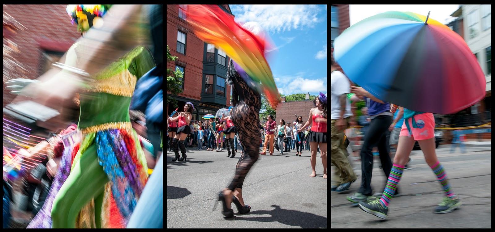 from Bo gay pride in boston