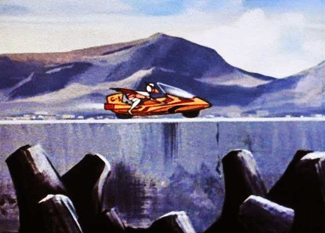 battle of the planets vehicles - photo #34