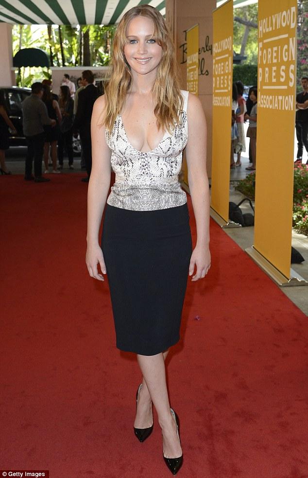 Woah, nude photos of stars like Jennifer Lawrence and