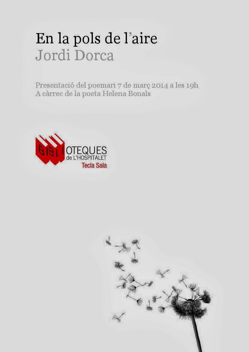 Presentació de Jordi Dorca