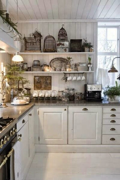 Boiserie & c.: 18 best farmhouse kitchen