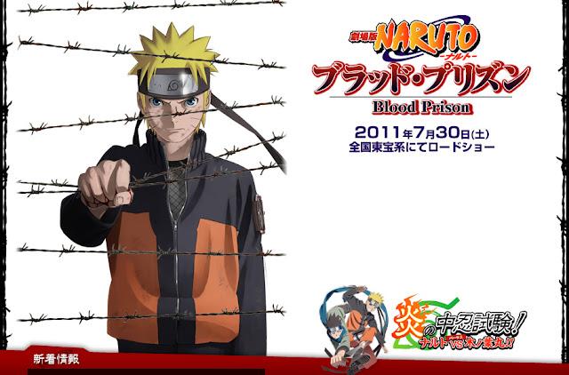 Naruto Shippuden Blood Prison ba Naruto Shippuden Movie 5 Blood Prison [ Subtitle Indonesia ]