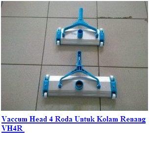 Vaccum Head 4 Roda Untuk Kolam Renang
