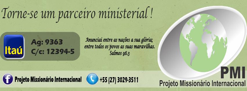 Projeto Missionário Internacional
