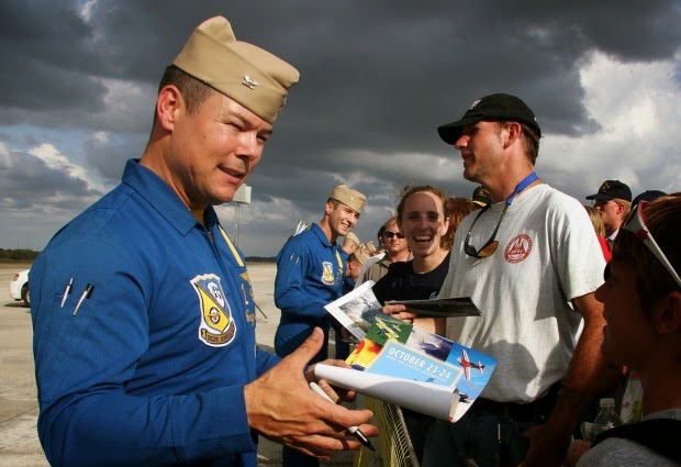 Military News - Blue Angels' former commander under investigation quits Tailhook post