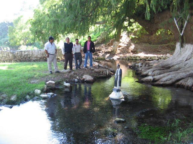 la sierra de agua