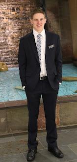 Elder Josh Garry