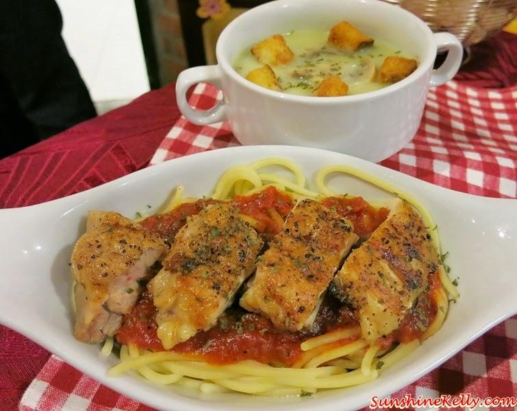 Souperior Spaghetti Casserol
