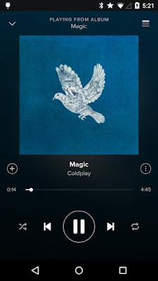 Spotify Music 4.1.0.868 APK for Android