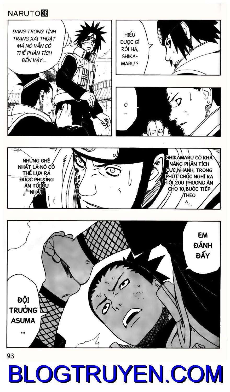 Naruto - Chapter 324 - Pic 17