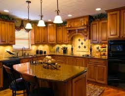 Mediterranean or French Country Kitchen Design