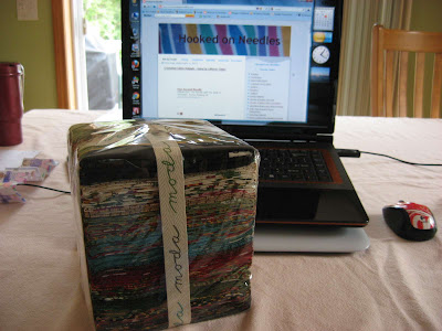 Fat Quarter Bundle of Coming Home from Green Fairy Quilts