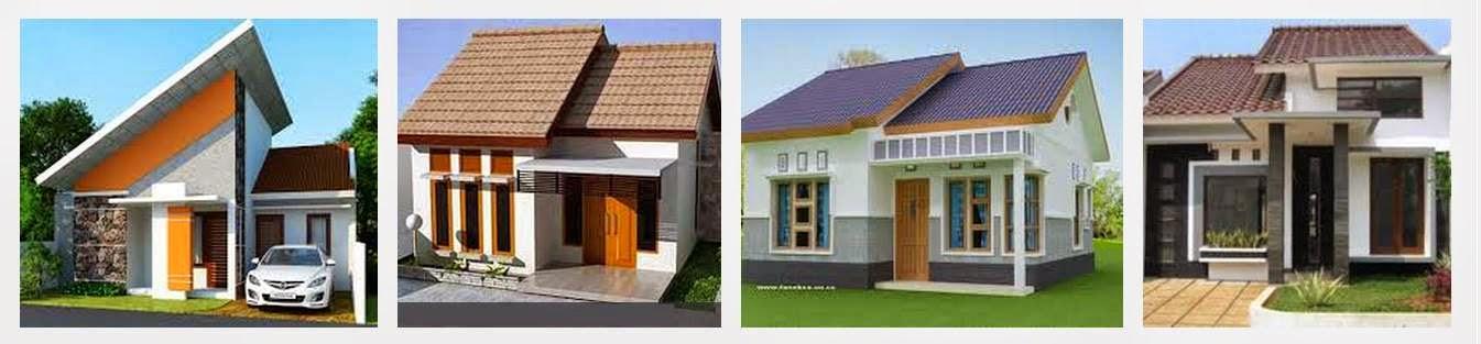 Contoh Desain Rumah Minimalis Sederhana 2