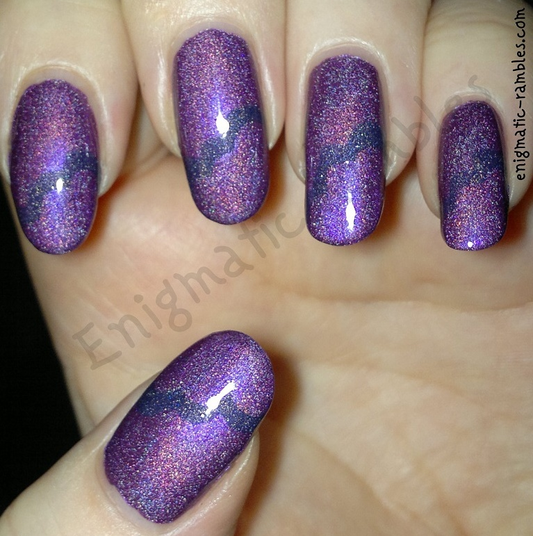 holo-cloud-nails-nail-art-a-england-lady-of-the-lake-crown-of-thistles
