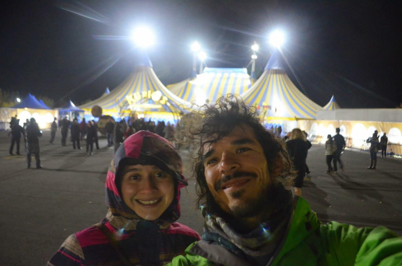 Cirque du Soleil - Toronto