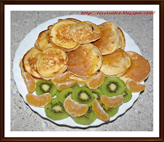 TORTITAS DE DOMINGO ANTI-RESFRIADOS