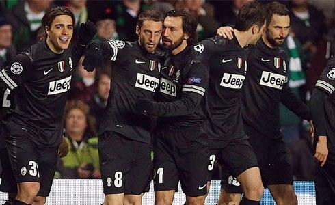 Video Highlight : Celtic vs Juventus
