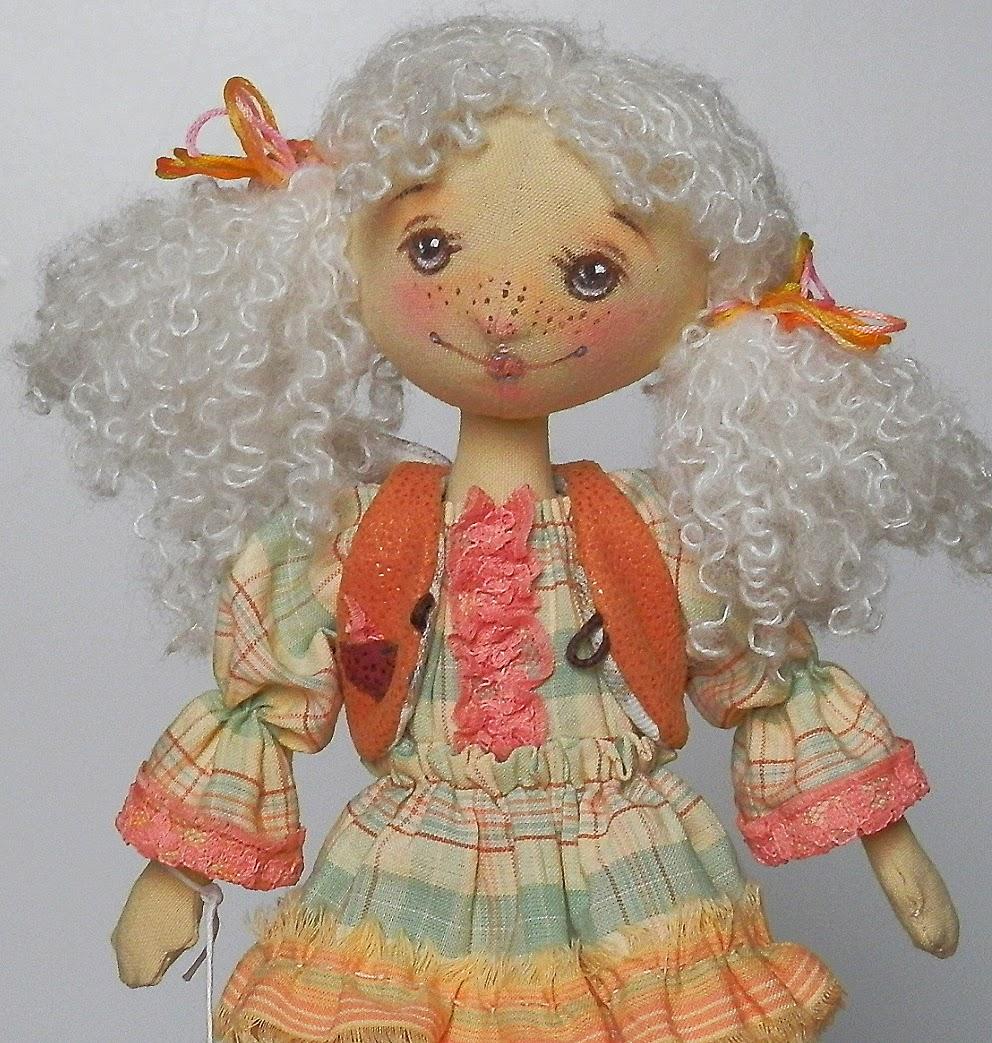 кукла в детскую,  купить куклу