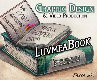 LuvmeaBook Design's