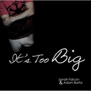 "Bìa single ""It's too big""."