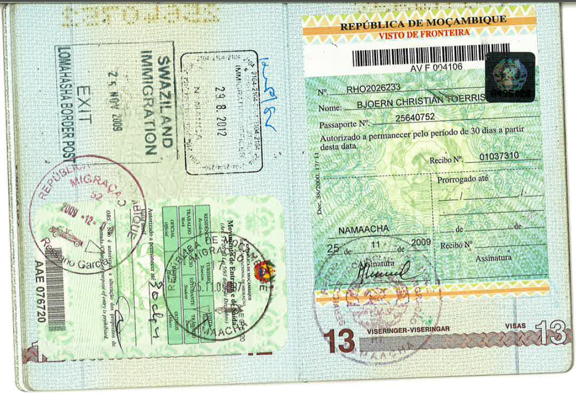 how to get another passport if lost