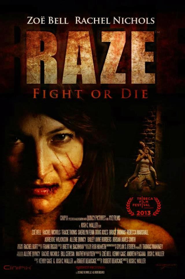 """Imágenes de la película """"Raze"""""""