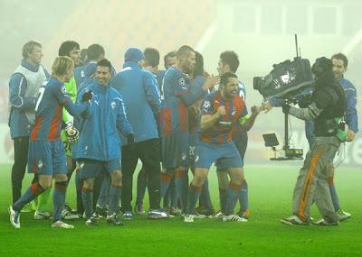 BATE Borisov 0 - 1 Viktoria Plzen (1)