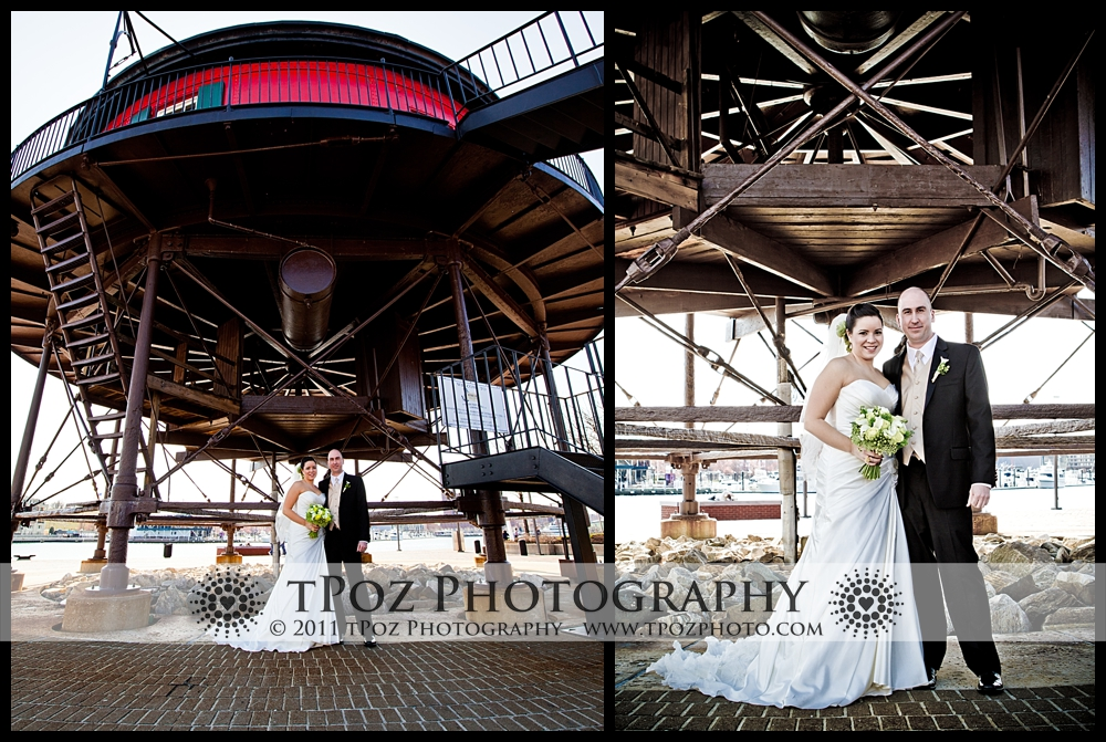 Pier 5 Hotel Wedding Photography Baltimore