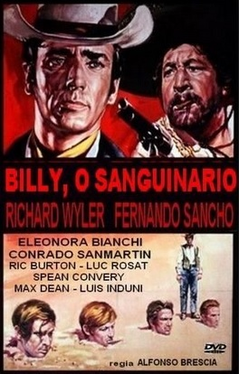 Billy, O Sanguinário – Dublado