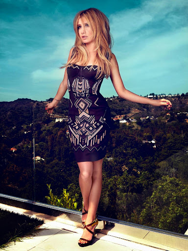 Ashley Tisdale BELLO Magazine Photoshoot August 2014 sexy issue