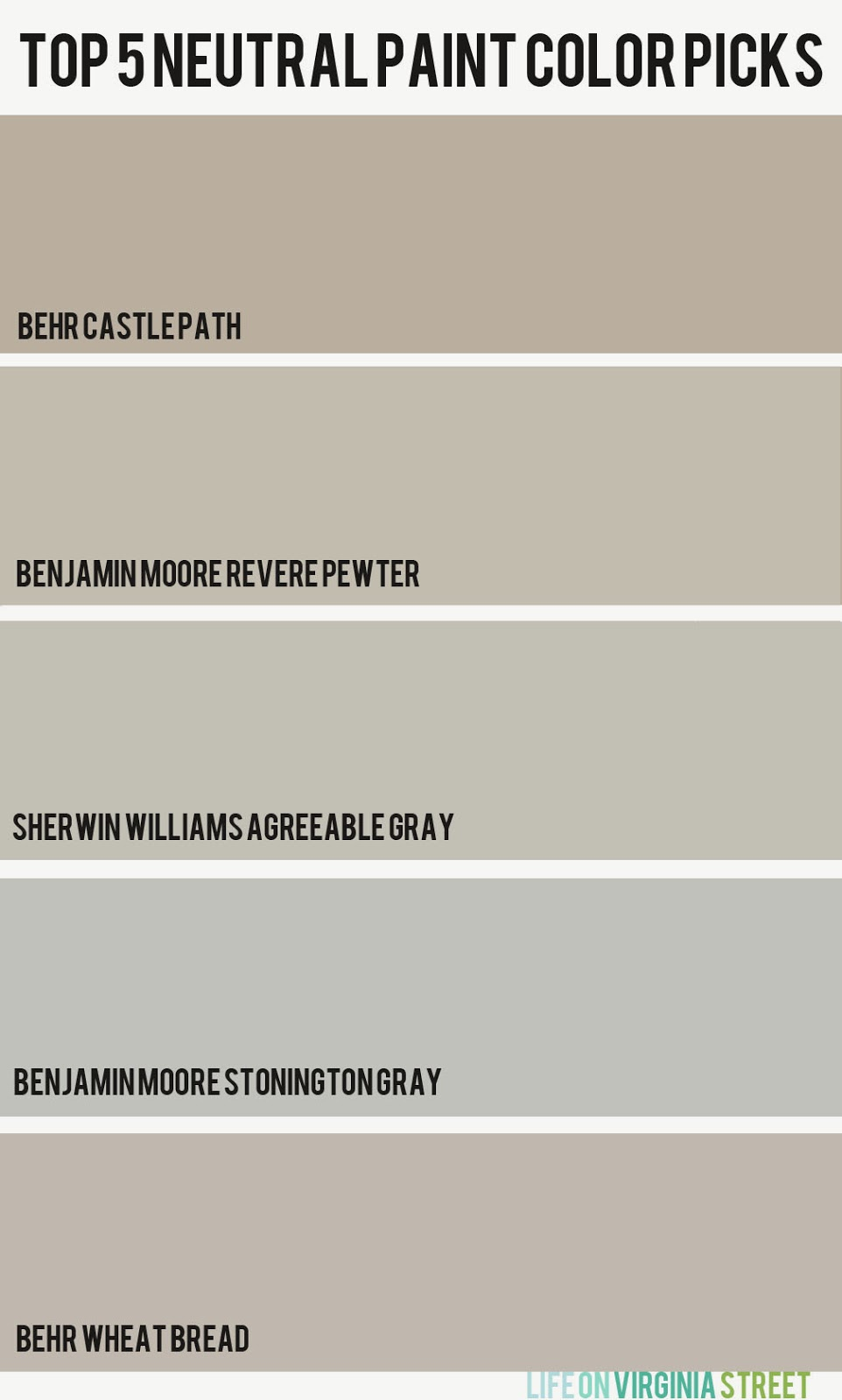 Pinterest the world s catalog of ideas for Best neutral color to paint walls