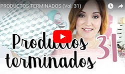 PRODUCTOS TERMINADOS (Vol. 31)