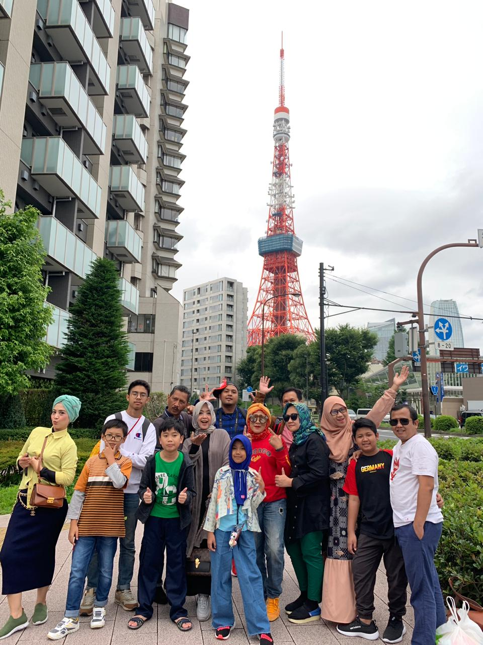 TOKYO DISNEYLAND 6-11 JULI 2019