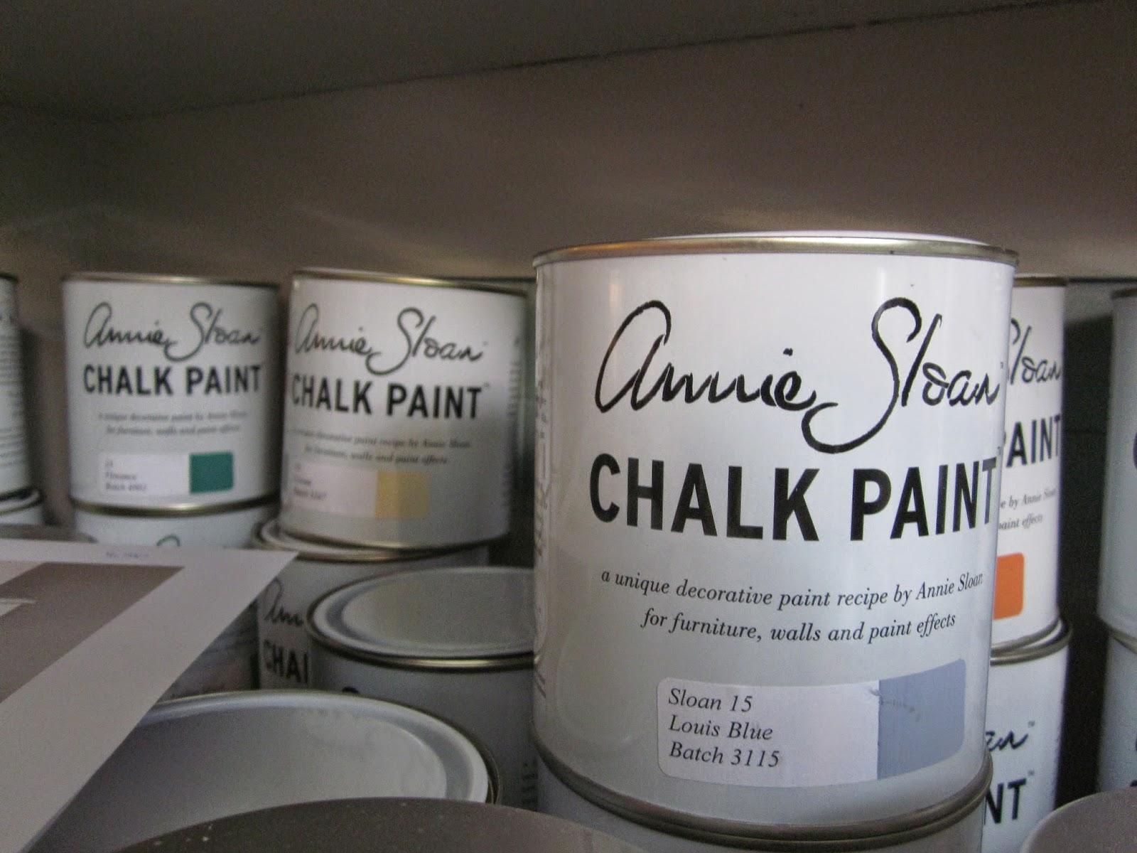 happiness : Workshop: Chalk Paint bei den Vintage Sisters in Bremen