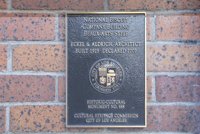 Photo of historic declaration on the building