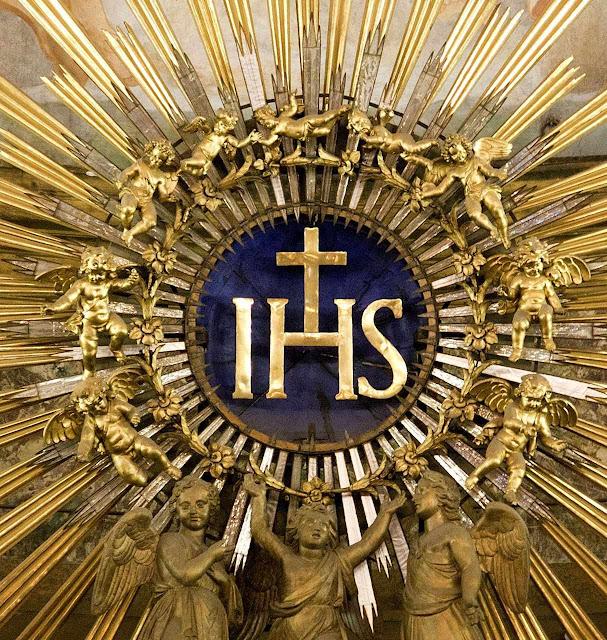 Santíssimo Nome de Jesus, Igreja dos jesuítas (il Gesù), Roma