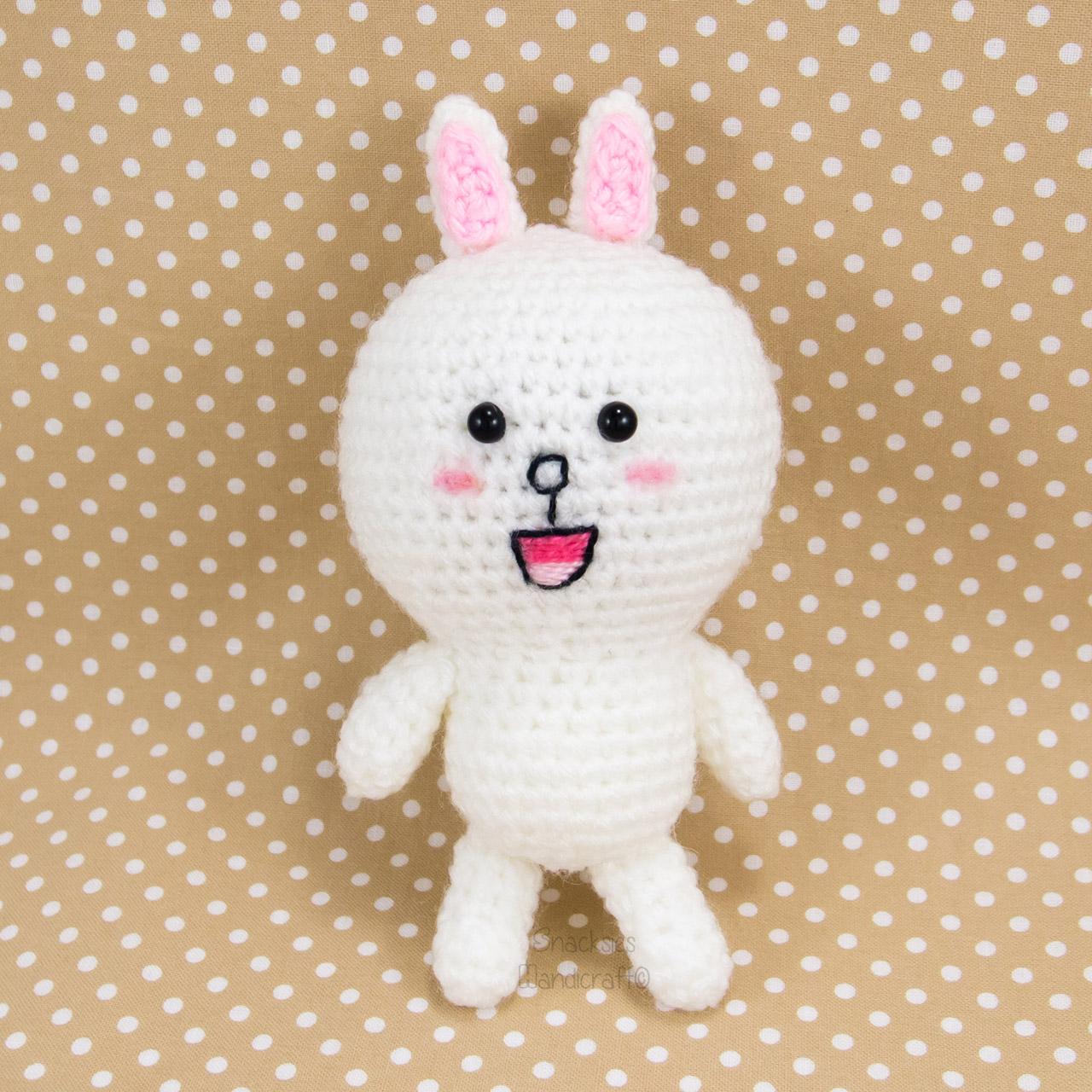 crocheted-line-cony-amigurumi