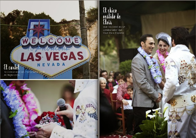 bodas originales boda las vegas