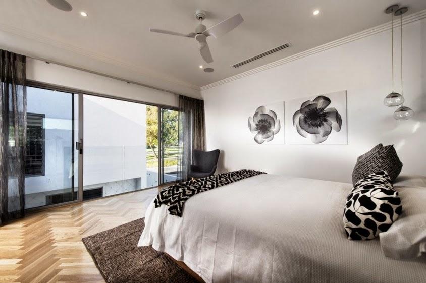 desain kamar tidur terbaru