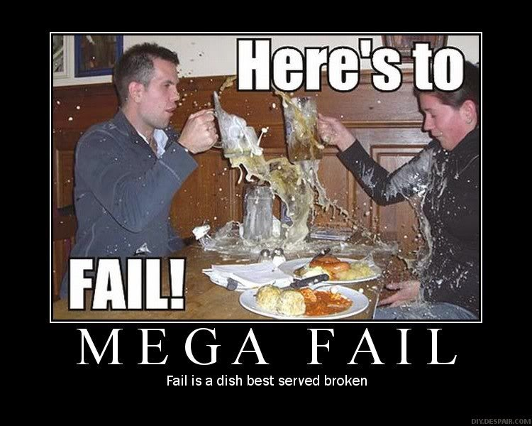 MegaFail