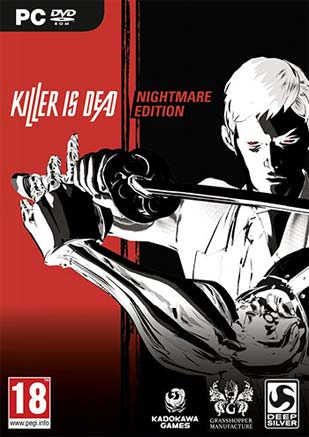 Killer Is Dead Nightmare Edition Download for PC
