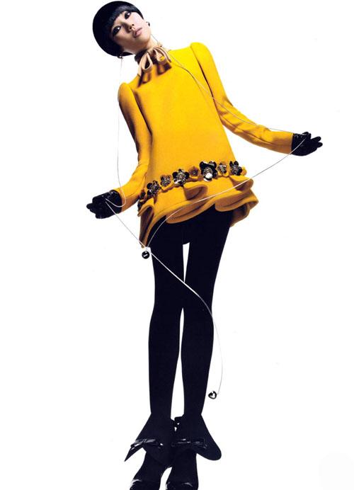 Japanese super model Tao Okamoto