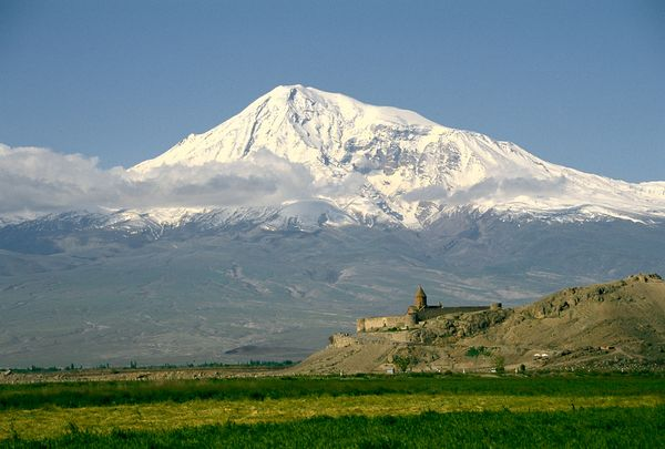 Mount Ararat Noahs Ark Found
