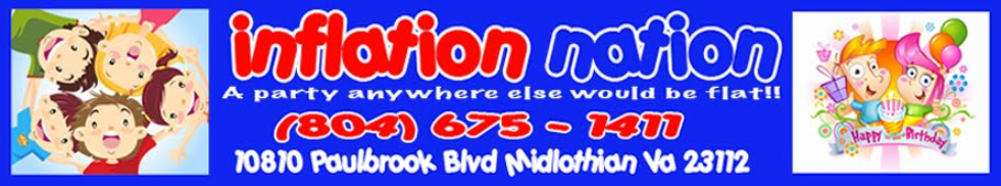 Inflation Nation Midlothian