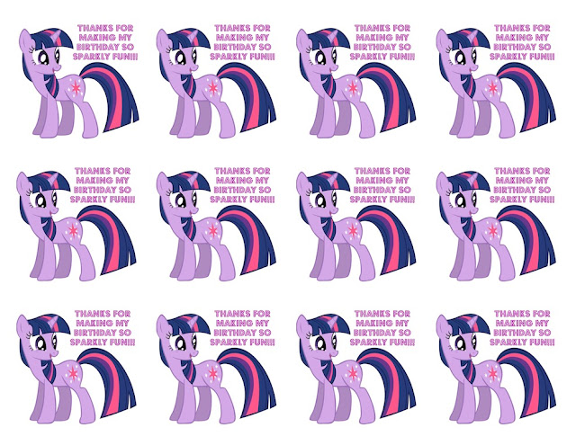 My Little Pony Birthday Ideas My Little Pony Free
