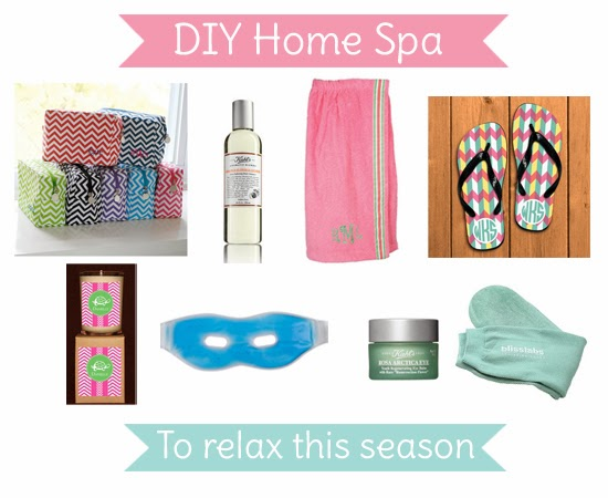 more than paper blog spa day