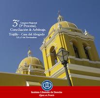 Congreso Regional de Derecho - Trujillo